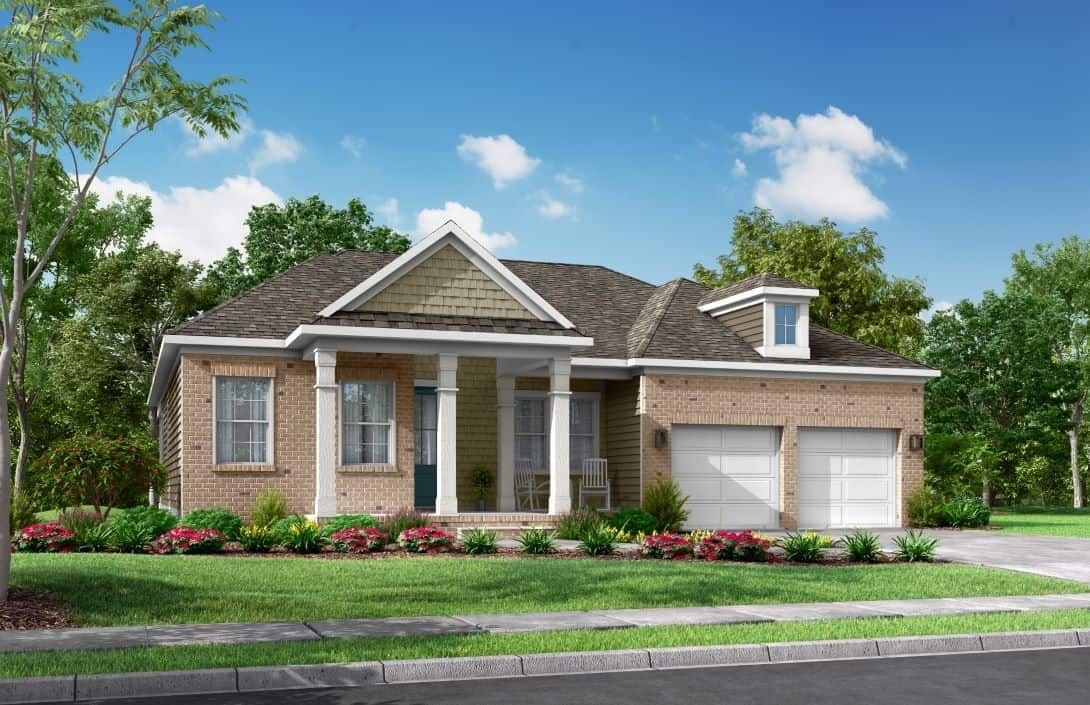 Balsam | Homesite 21 Exterior Rendering