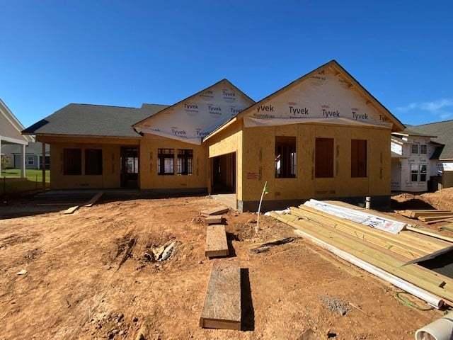 Balsam Homesite 14 Exterior Style