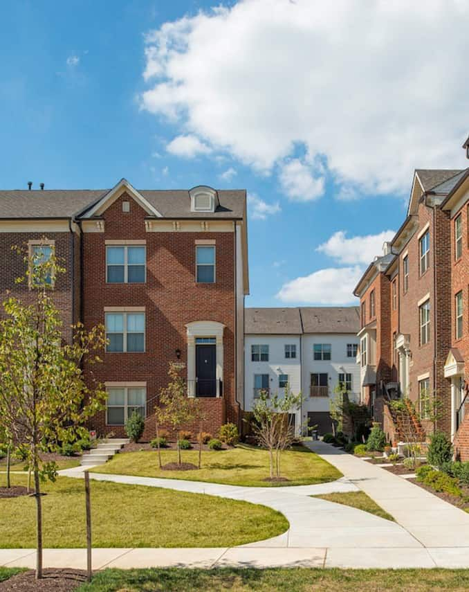 The Manor Townhomes