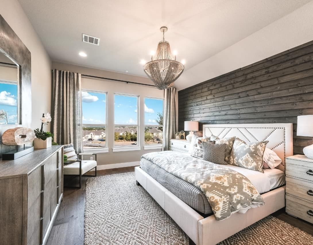 Homey Primary Suite in a Fairfield Home Design