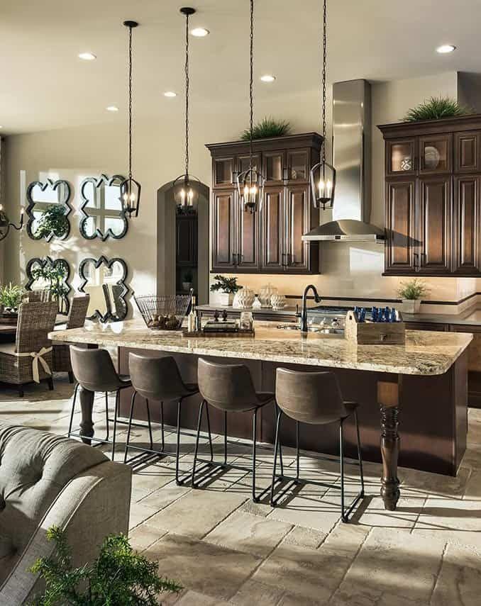 Palo Verde Model | Kitchen