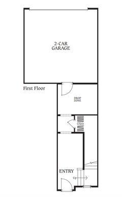 Plan 2- Leeward:First Floor