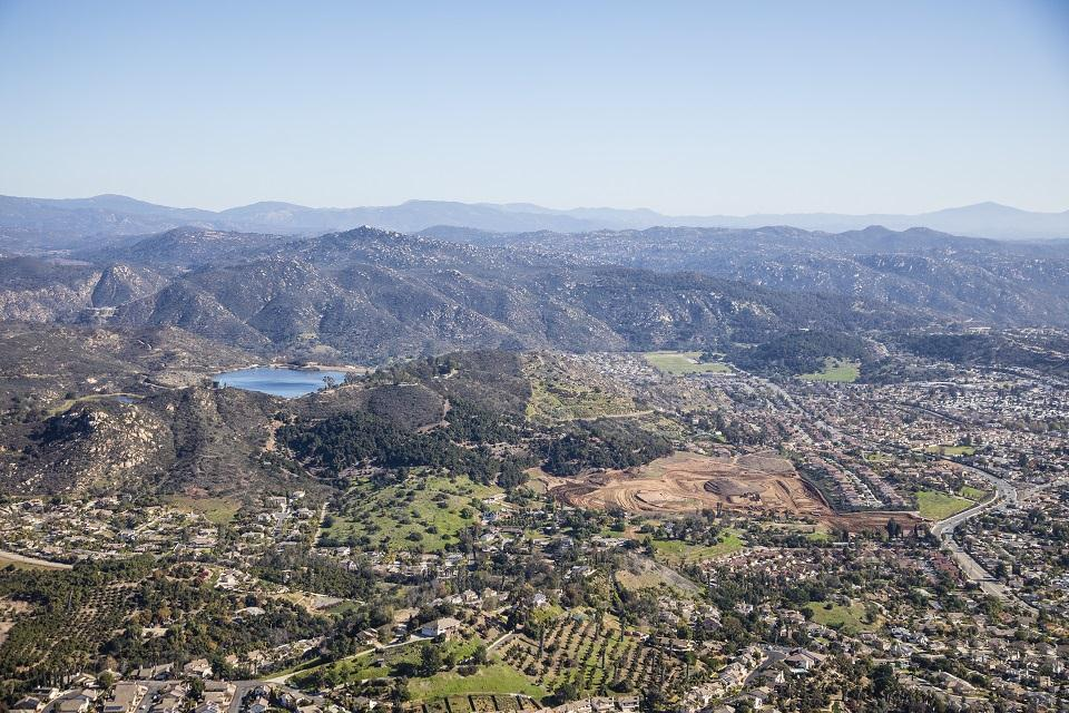 Edencrest :Aerial View