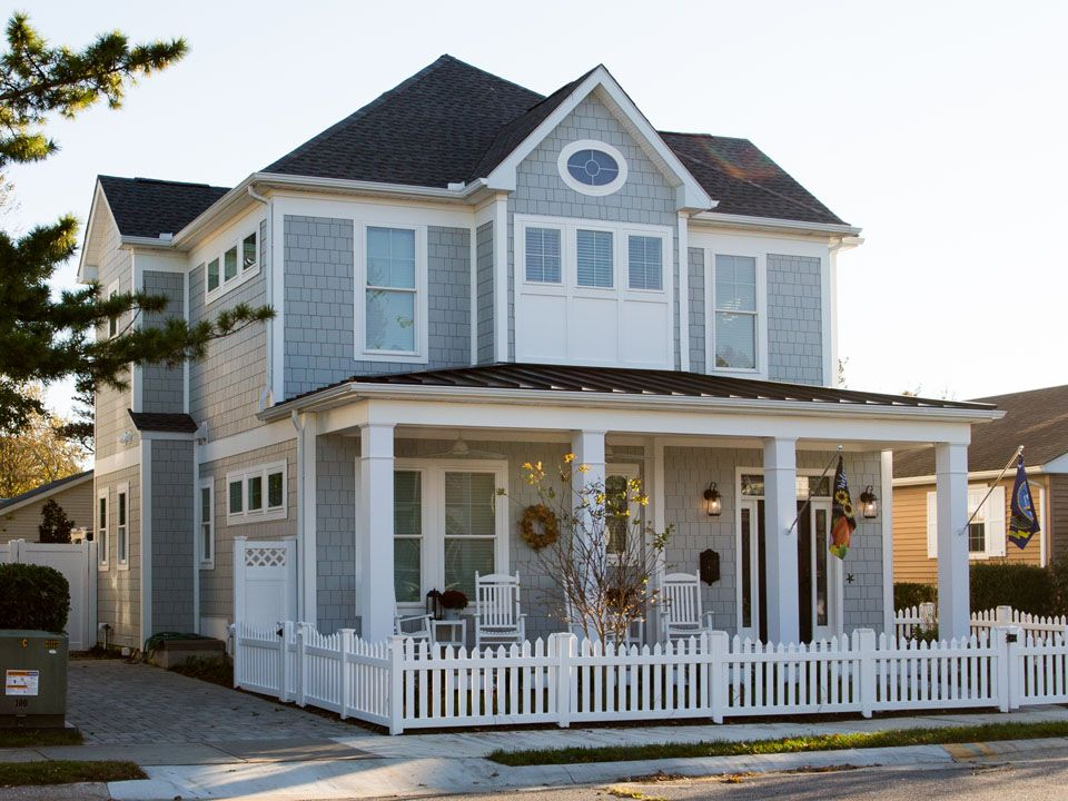 Custom Homes by Turnstone:Laurel Elevation