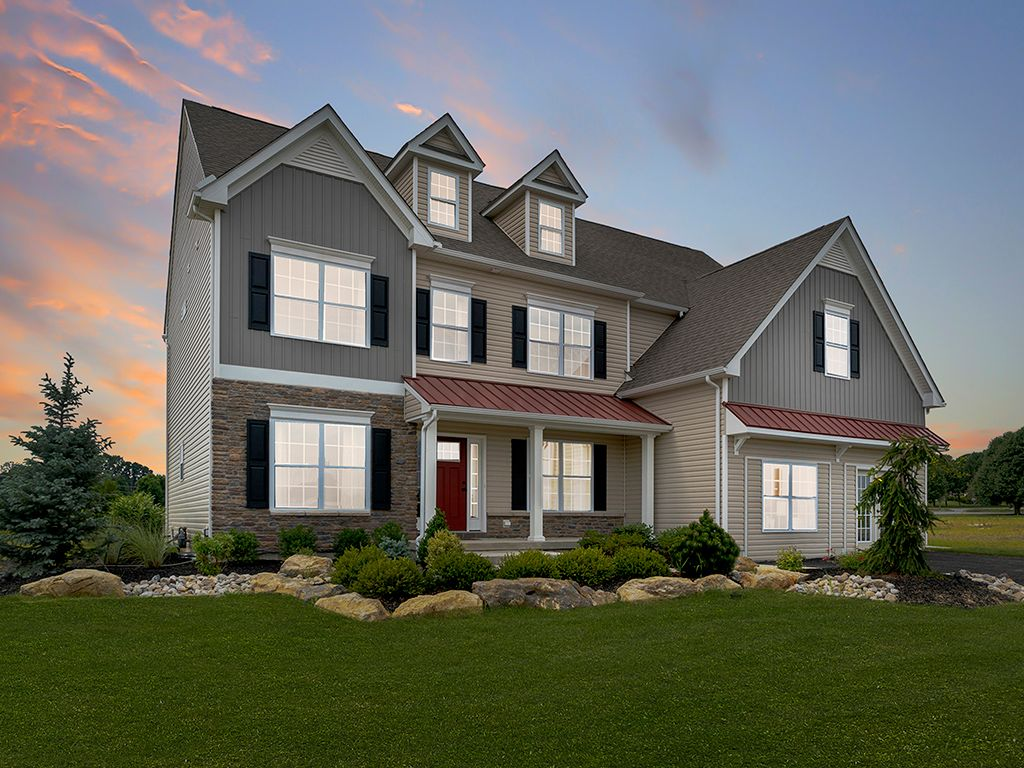 Northwood Farms Breckenridge Grande Model Home