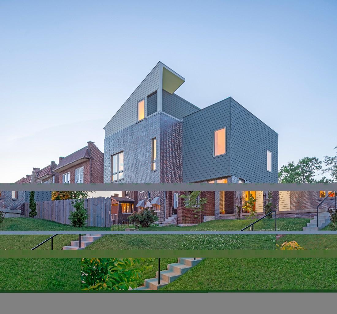 UIC  Homes Finished Exterior:Example 2