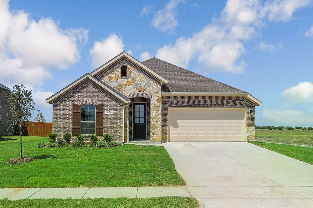424 Bonham Dr:Elevation