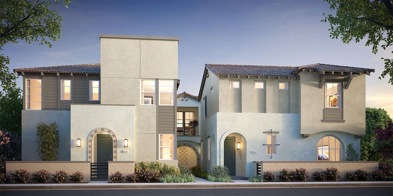Residence 1 - Lumin:Elevation A