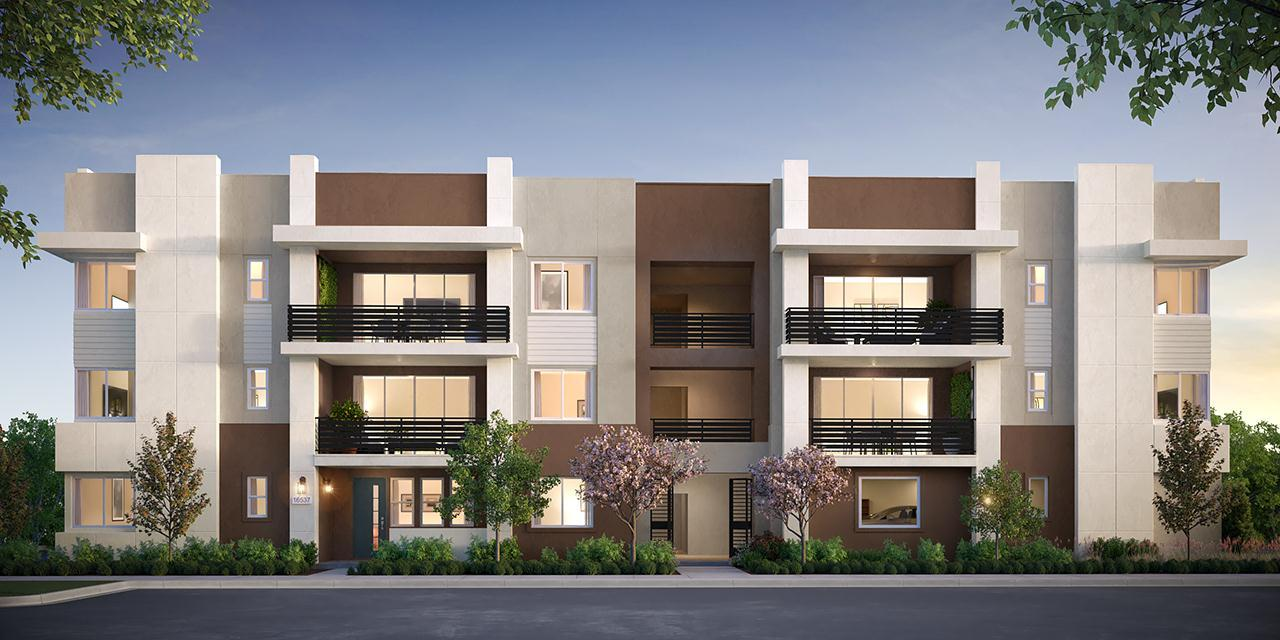 Residence 4 - Aspire:Elevation A