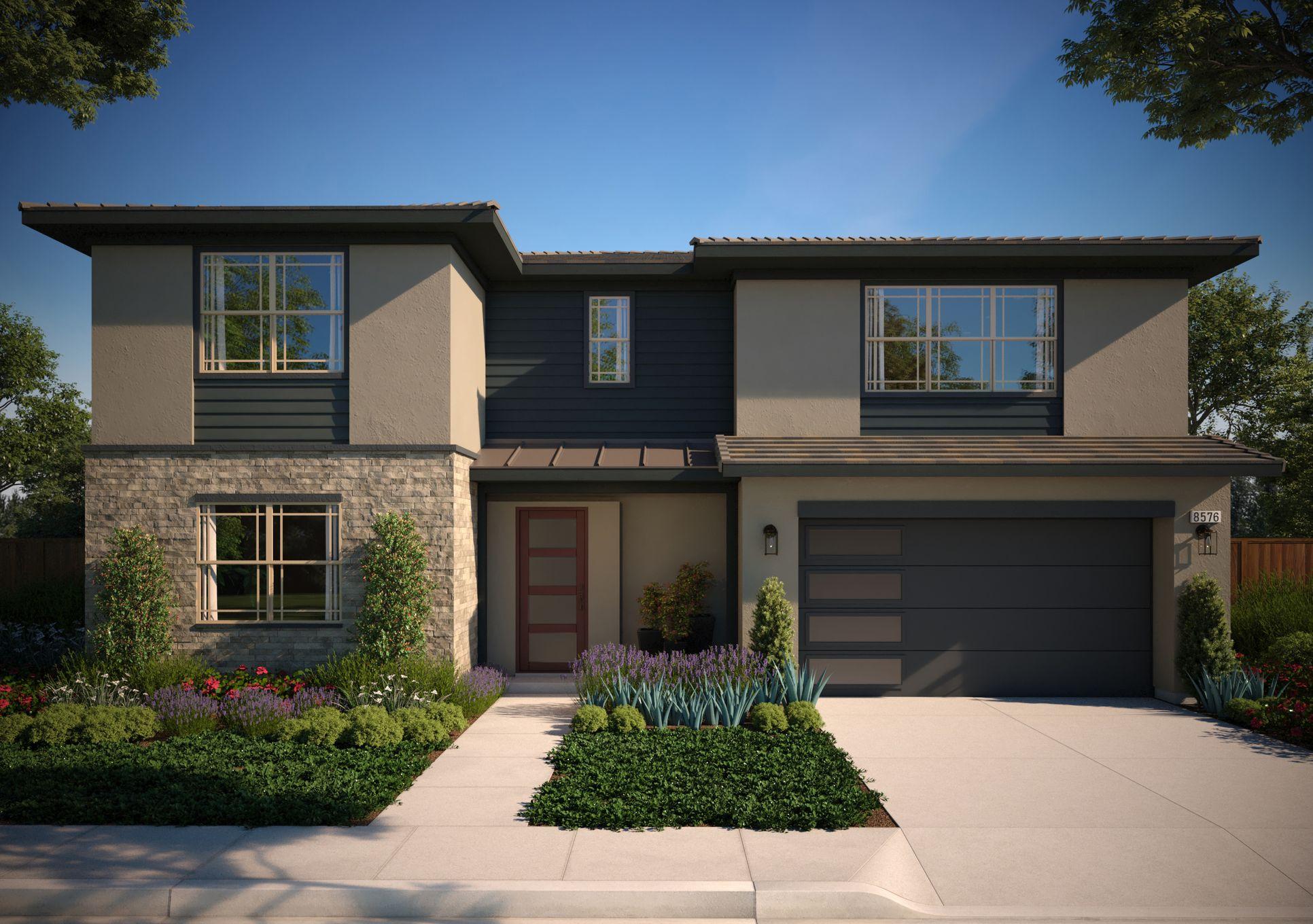 Residence 3B Modern Prairie:Residence 3B Modern Prairie
