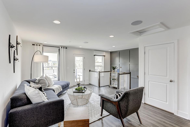 The Stonecroft Model:Retreat, Terrace Level