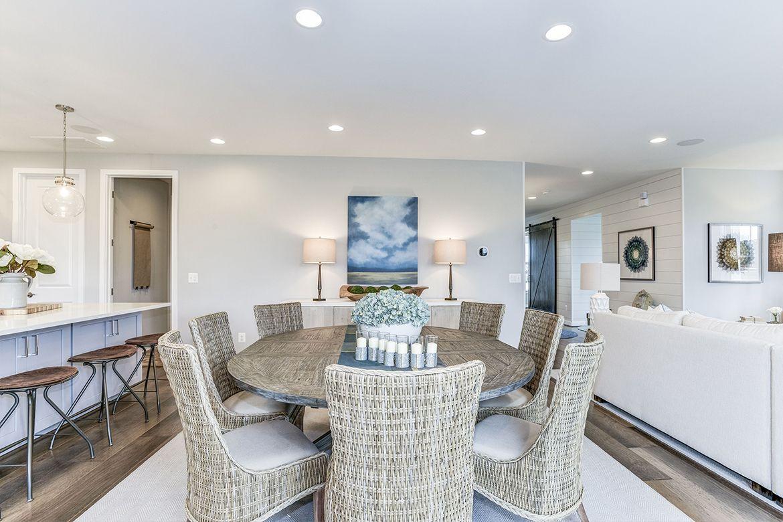 The Grandin III – Dining Room