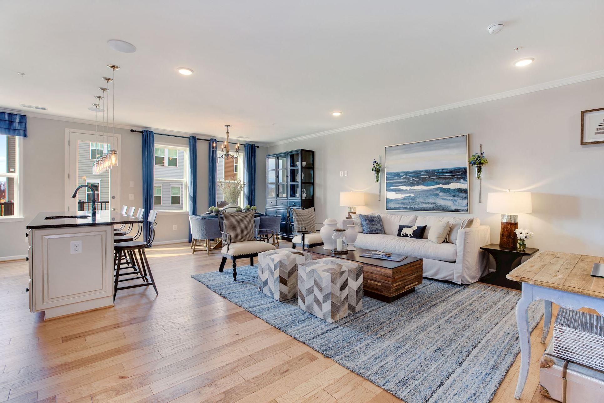 The Prescott – Great Room