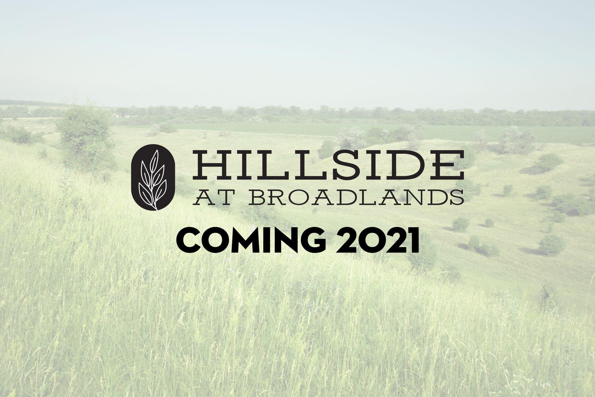 Hillside Coming Soon