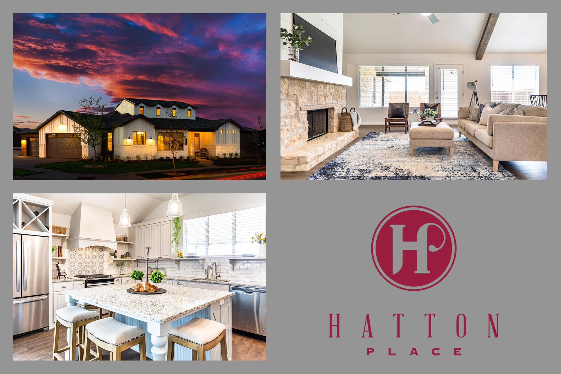 Hatton Place:From the $260's
