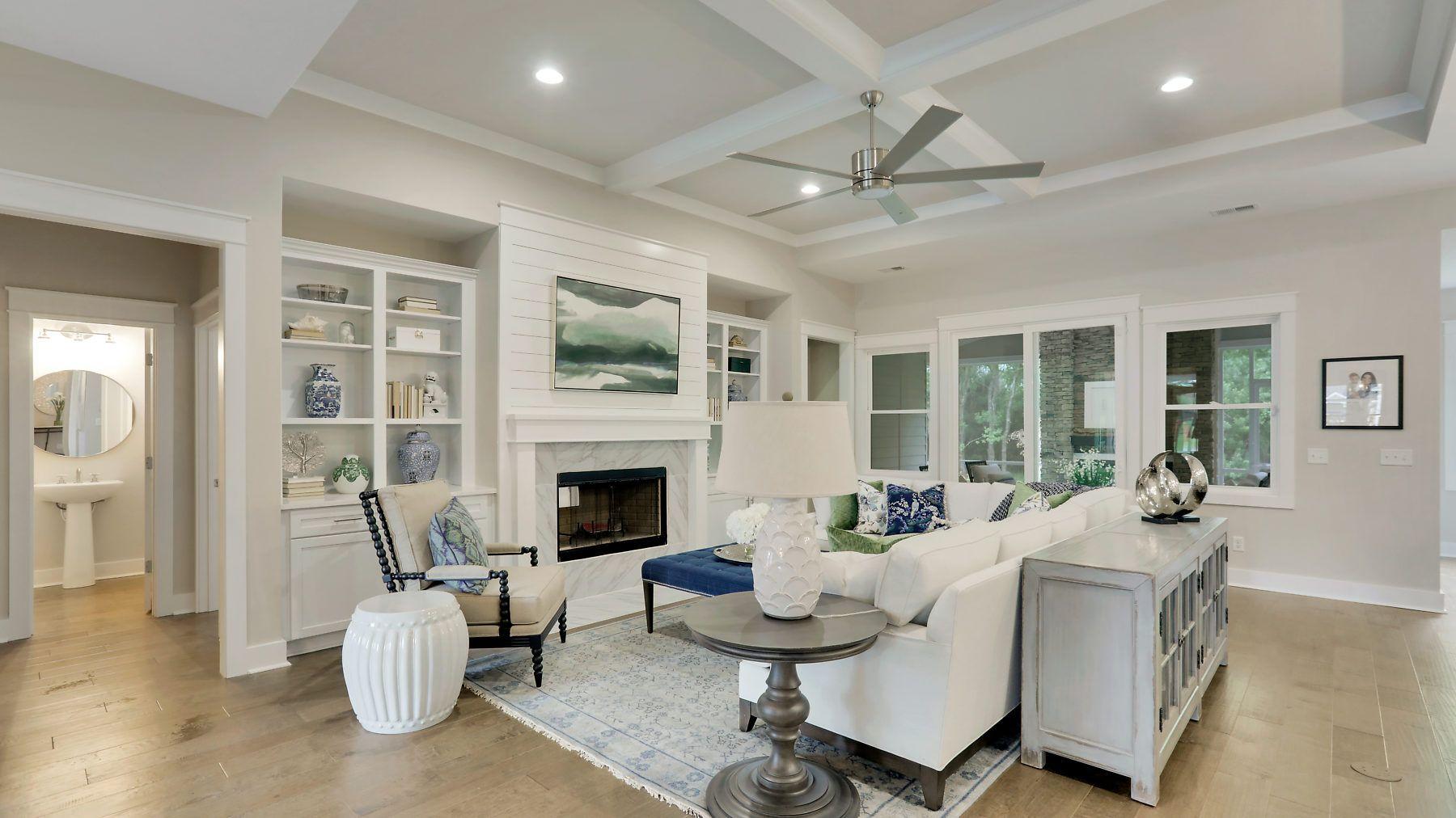 The Pinehurst Living Room:The Pinehurst Living Room