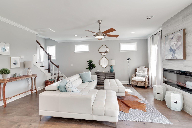 The Elcott Living Room:The Elcott Living Room