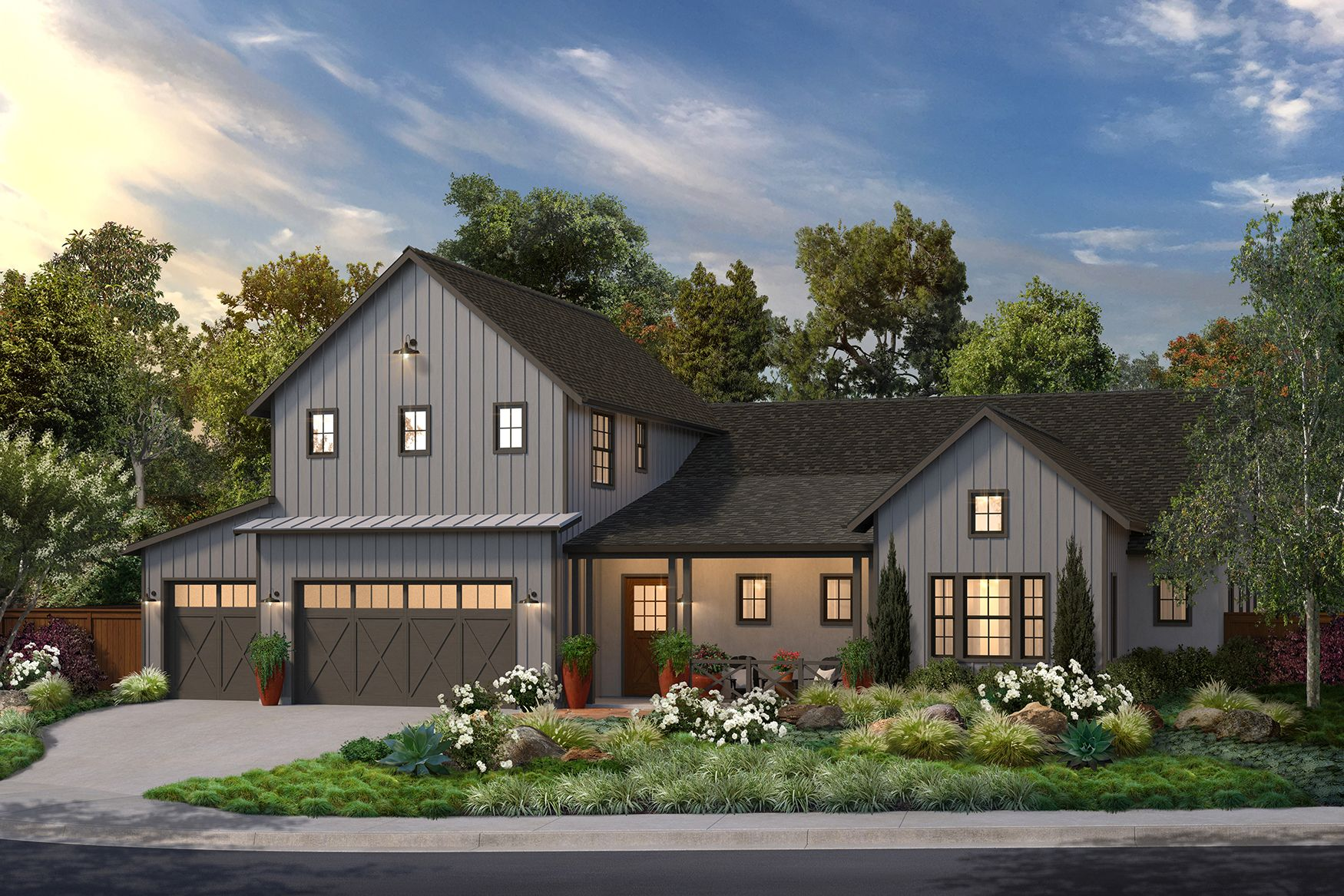 Orchard Knolls:New Homes in San Marcos