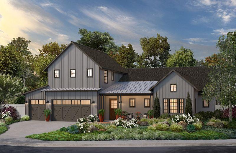 Homesite 20   Residence 1XAR:Orchard Knolls