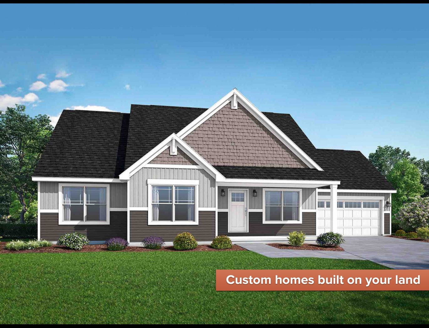 Wayne Homes Albany Craftsman