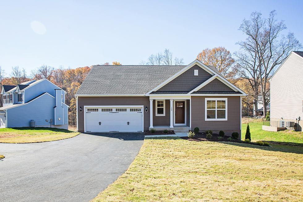 The Concord exterior:Concord
