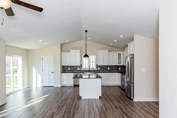 The Concord kitchen:Concord