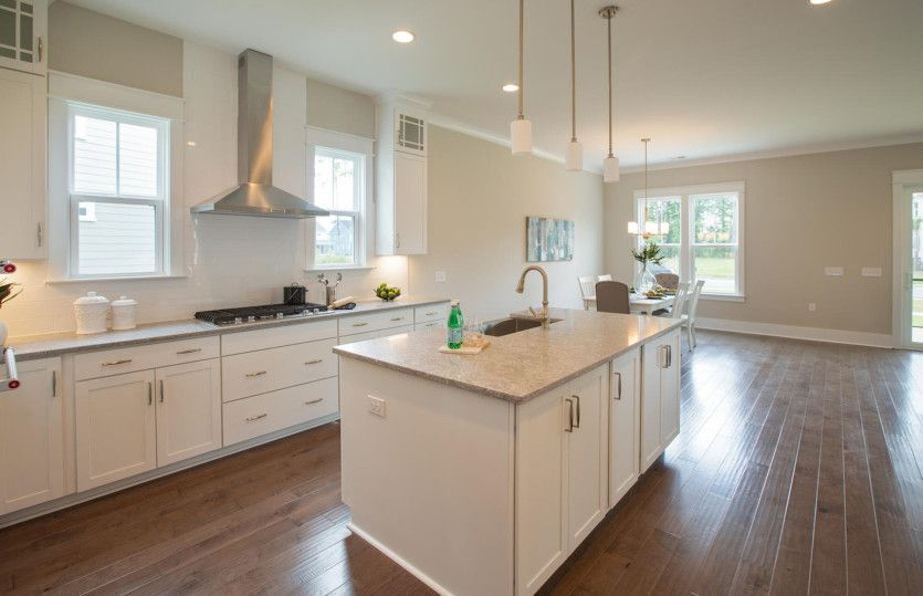 Jamison:Model Representation - Beautiful Kitchen