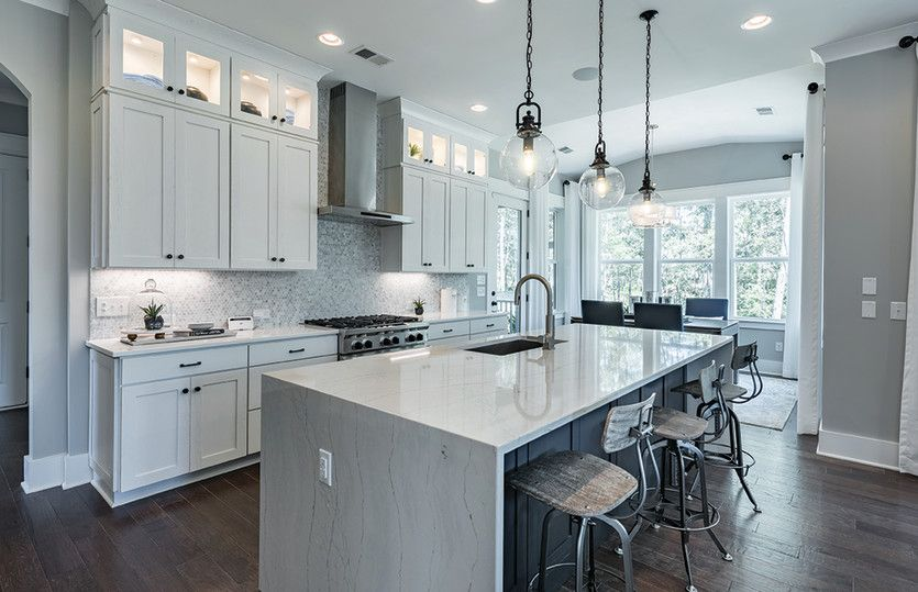 Mercer - Dock Lot:Model Representation - Beautiful Kitchen
