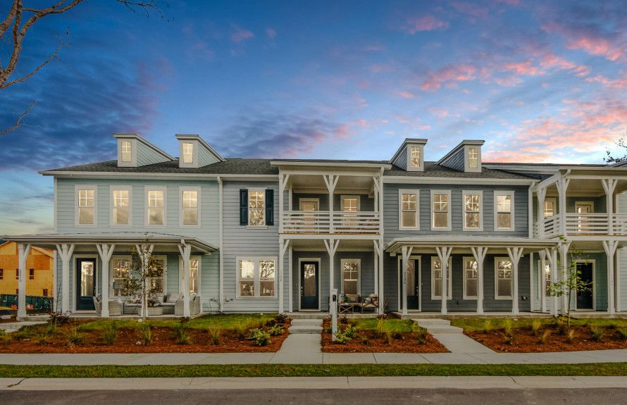 Wando and Ashley Townhomes