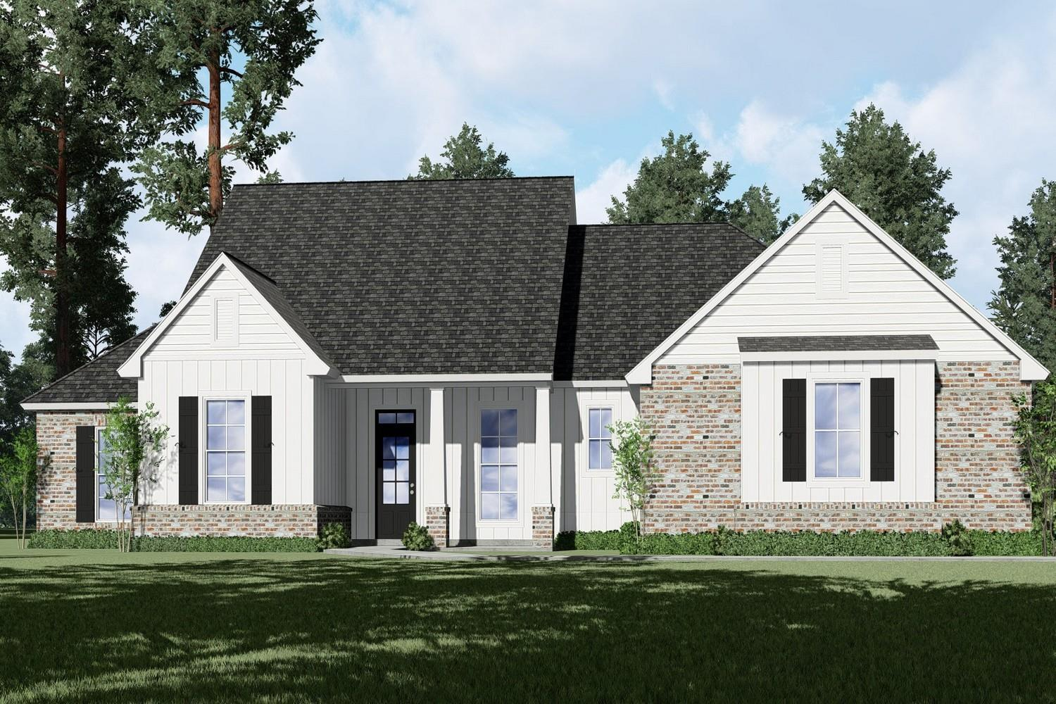 Elevation:Exterior of home
