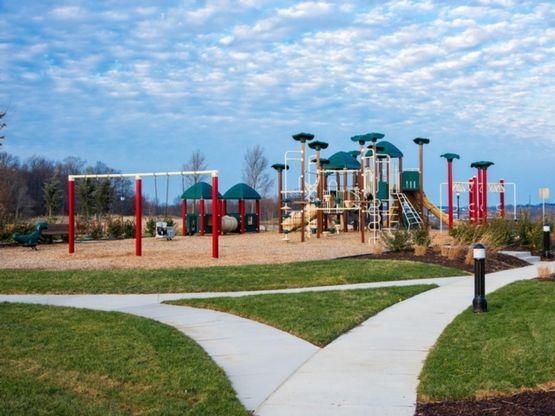 Landsdale Single Family Homes:Landsdale Community