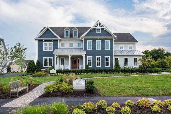 Winchester Homes - uncategorized - 1221:The Hamilton at Willowsford Grant by Winchester Homes
