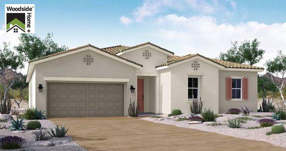 Elevation:Woodside Homes - Bianca Plan