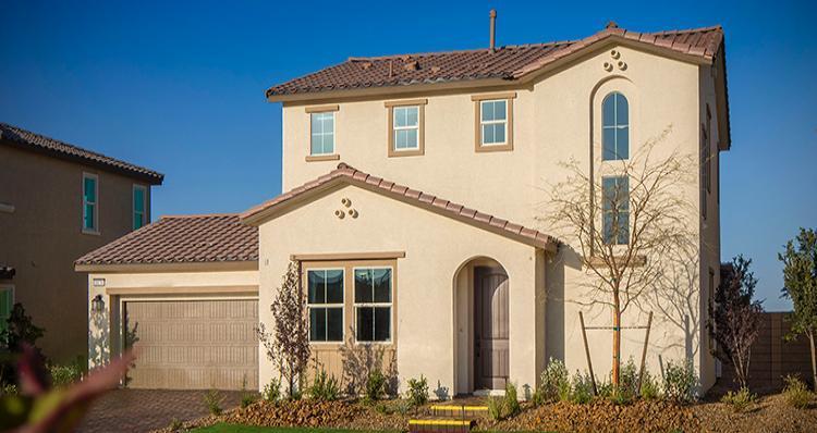 Elevation:Woodside Homes - Dakota Plan - Model Home!