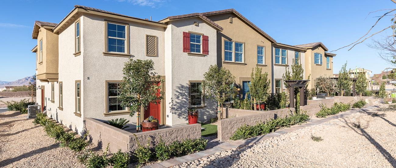 Woodside Homes San Carlo Townhomes