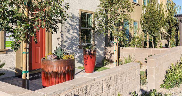 Elevation:Woodside Homes - Cadenza Plan 3