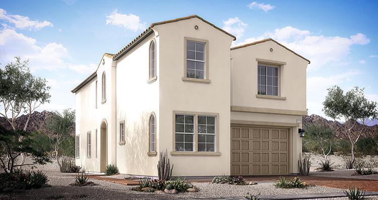 Elevation:Woodside Homes - Madison Plan