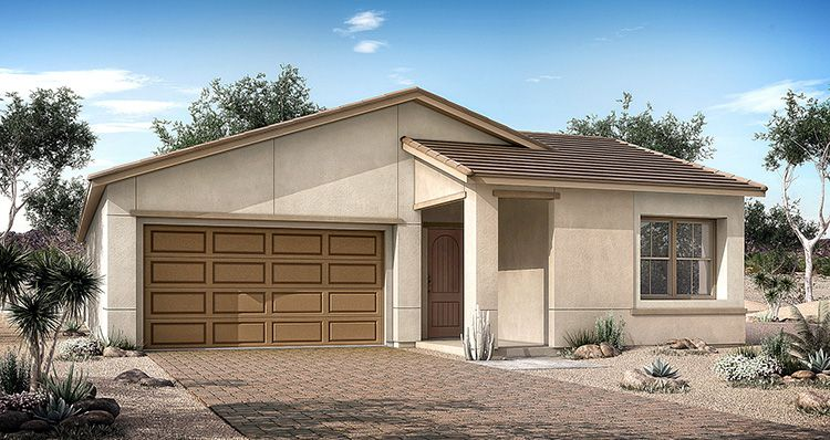 Elevation:Woodside Homes - Vezio Plan 2