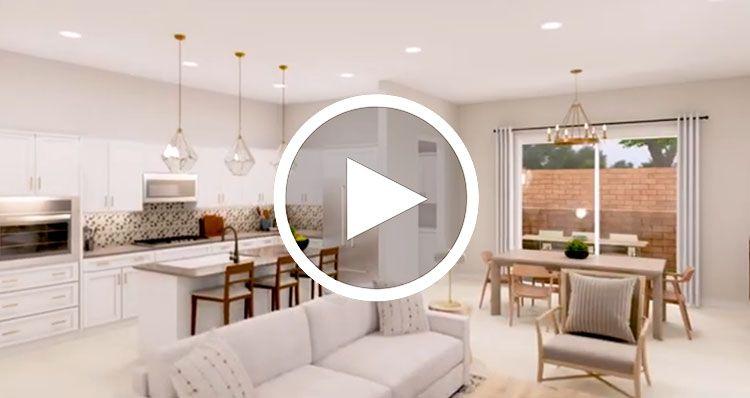 Elevation:Woodside Homes - Mesa Plan 3