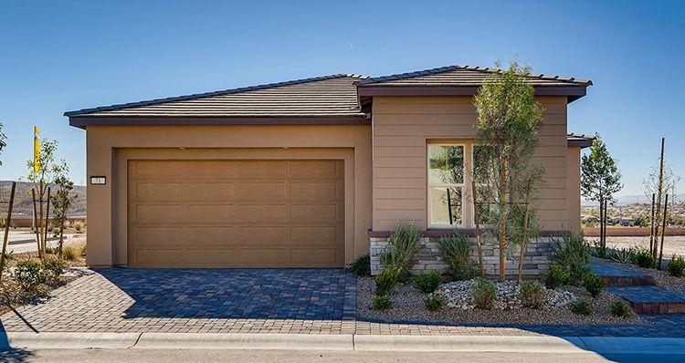 Elevation:Woodside Homes - Ardona Plan 1