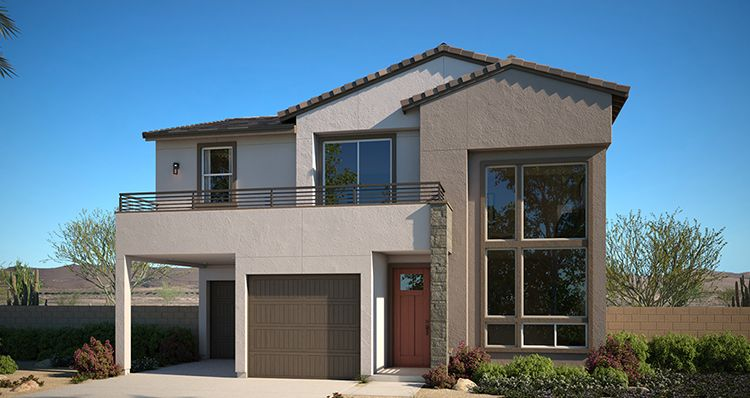 Elevation:Woodside Homes - Onyx Plan 2