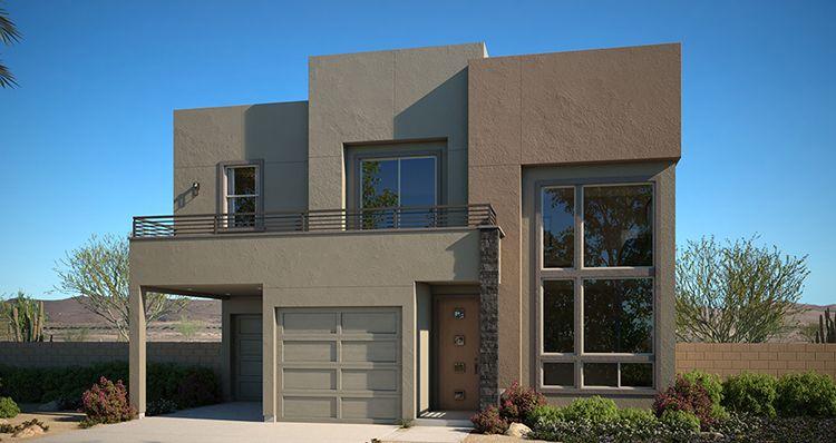 Elevation:Woodside Homes - Onyx Plan 2 - Lot 12