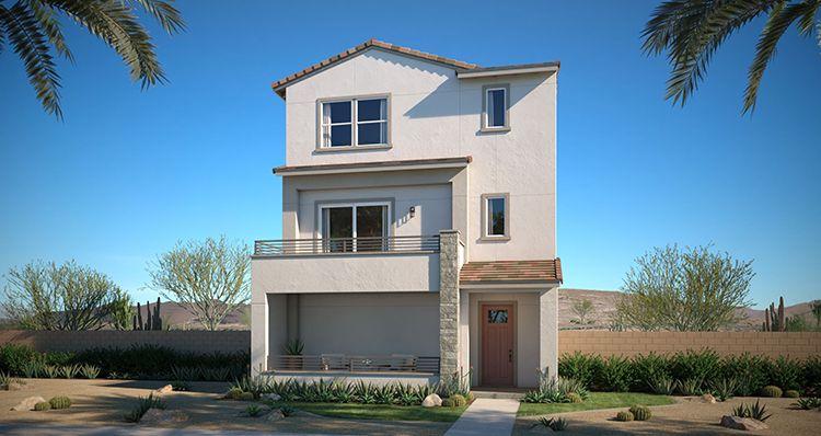 Elevation:Woodside Homes - Opal Plan 4