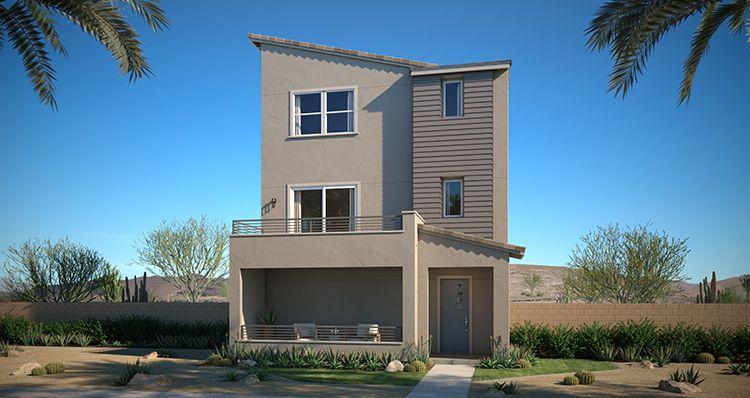 Elevation:Woodside Homes - Opal Plan 4 - Lot 32