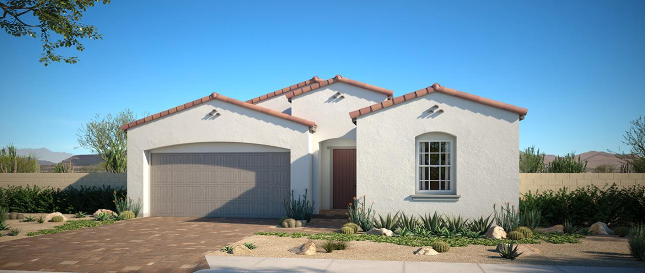 Woodside Homes Madison Square at Cadence