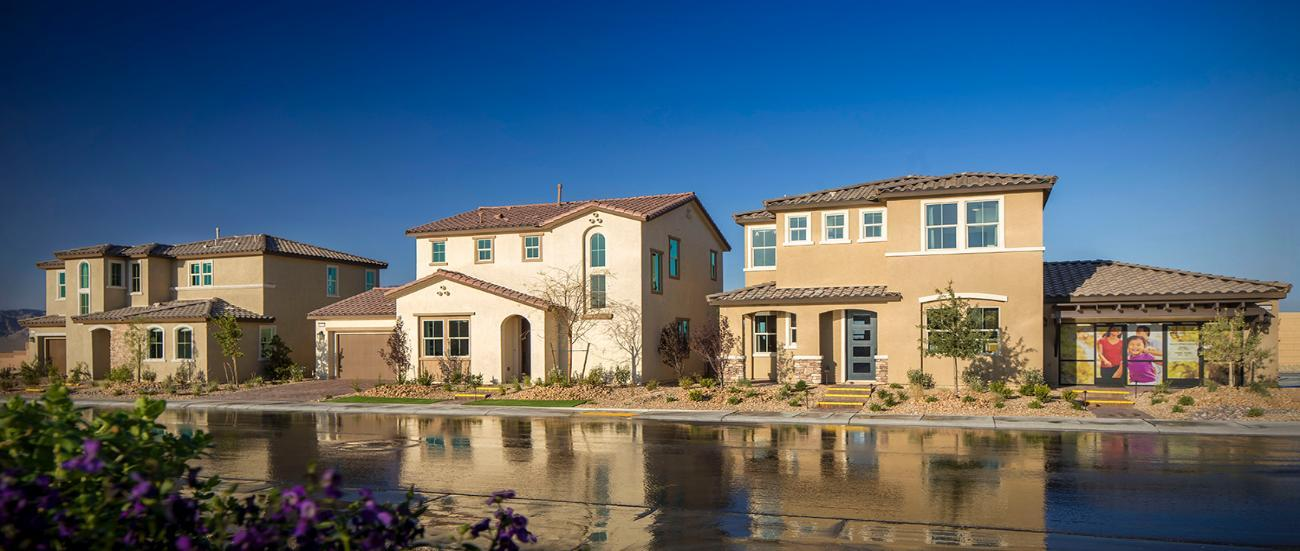 Woodside Homes Pinyon Chase at Skye Canyon