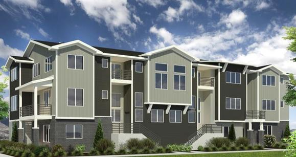 Elevation:Woodside Homes - Birkhall - DRR