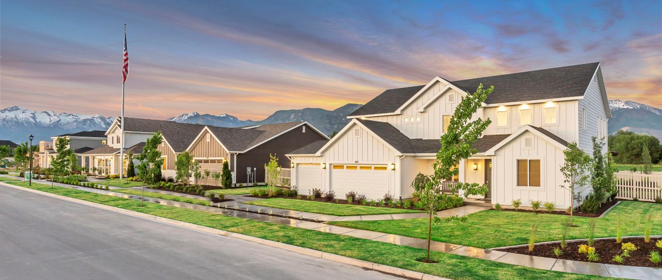 Woodside Homes Pinnacle at Stonecreek