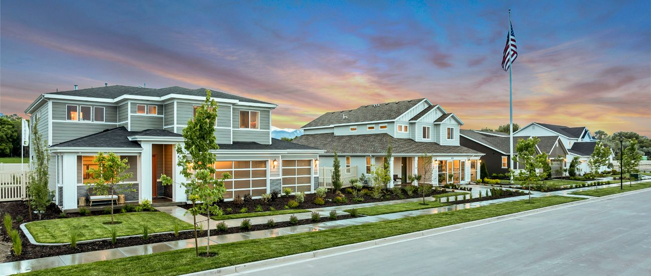 Woodside Homes Grandeur at Stonecreek