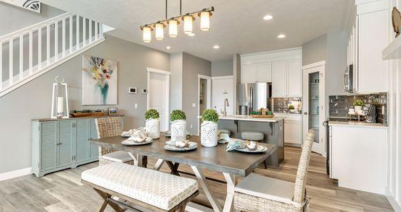 Elevation:Woodside Homes - Mckinley - DRL